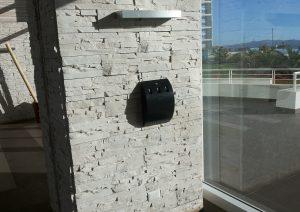 Cenicero Ecológico Mural de exterior